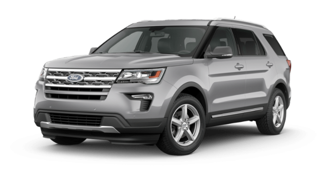 New 2019 Ford Explorer XLT SUV X52904 for sale in Cleburne, TX